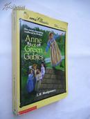 Anne of Green Gables【绿山墙的安妮/清秀佳人,露西·莫德·蒙哥马利,英文原版】