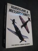 Hurricane Messerschmitt  飓风梅塞施米特 109战机  第二次世界大战德国战机历史图片集 16开精装英版画册