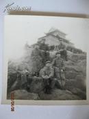 1950年青岛老照片·尺寸6厘米X 6厘米·品相如图