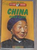 China·Hong Kong(德语原版旅游指南,中国·香港)//BT