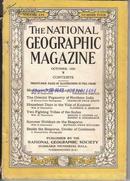 1929年10月美国国家地理杂志(The national geographic magazine)满洲现状与未来,59幅图片