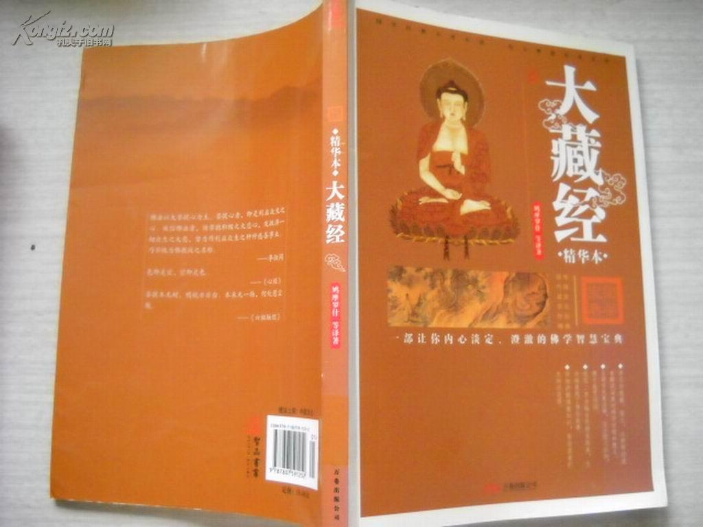 国学宝典:大藏经(精华本)