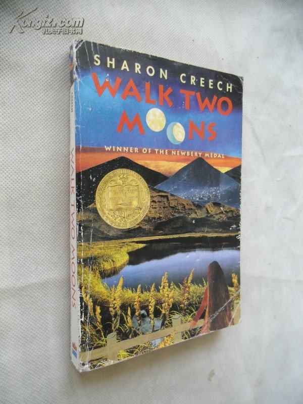 Walk Two Moons【印地安人的麂皮靴,莎朗‧克里奇,英文原版】