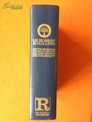 Le Robert & Collins Dictionary Français-Anglais English-French 布面精装 封面、书脊烫金 原版罗贝尔-科林斯 英法-法英词典
