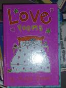 Love Poems(英文原版漫画爱情诗集)