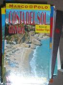 Marco Polo:Costa Del Sol Granada(德语原版马克·波罗旅游指南,西班牙太阳海岸和格拉纳达)/BT/