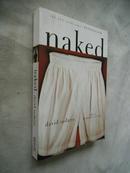 Naked【赤裸,大卫·休里斯,英文原版】