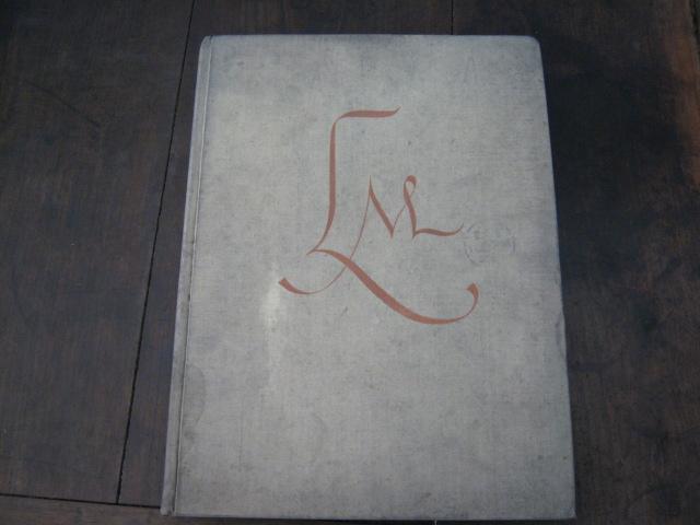 达芬奇与米开朗琪罗素描画册