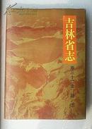 吉林省志卷三十一金融志(精装)(在电脑桌上)
