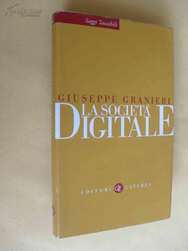 法文原版        La Società Digitale