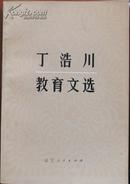 丁浩川教育文选