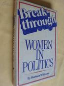 英文原版         精装 Women in Politics