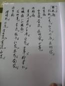 手抄家传特效妙方  (周锋隆)  潮汕草药     复印本