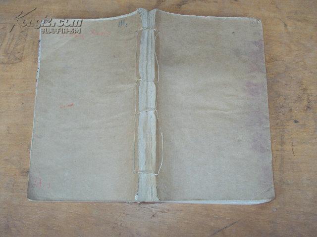 圣方济各沙勿略传(1-6卷合订)1896年白纸线装本,上海慈母堂活板