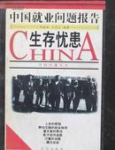 中国就业问题报告-生存忧患【中国问题丛书】
