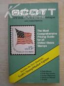 斯科特邮票目录【1979】(美国邮票)(英文}