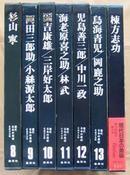 日本集英社《现代日本的美术》(第2、3、4、7、8、9、11、13卷)分售