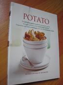马铃薯烹饪食谱  Potato  Alex Barker Sally Mansfield    (外文原版 大16开 铜彩精印)