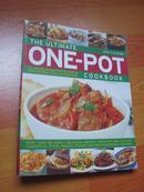 终极食谱 The Ultimate One-pot Cookbook (外文原版 大16开 铜彩精印)