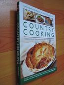 完整的实用的百科全书,国家烹饪 The Complete Practical Encyclopedia of Country Cooking(外文原版 大16开 铜彩精印)