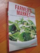 农贸市场食谱:让最新鲜和季节性生产超过140的食谱Farmer\s Market Cookbook(外文原版 大16开 铜彩精印)
