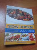 慢炖锅的食谱书 「法国」  The Slow Cooker recipe book (外文原版 大16开 铜彩精印)