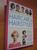 专业护发&发型:280风格创意 图解 Haircare & Hairstyles(外文原版 大16开 彩印)