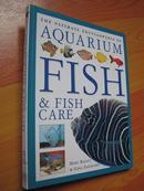 水族馆鱼和鱼护理  Aquarium Fish and Fish Care (外文原版 大16开 彩印)