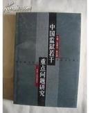 中国监狱若干重点问题研究