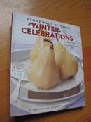 石墙厨房冬季庆典Stonewall Kitchen Winter Celebrations〔精装20开 彩印〕
