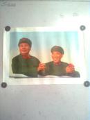 我们伟大的领袖毛主席和他的亲密战友林彪同志检阅文化革命大军----------晋版极品