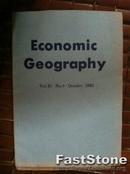 Economic Geography Vol.61 No.4 October 1985