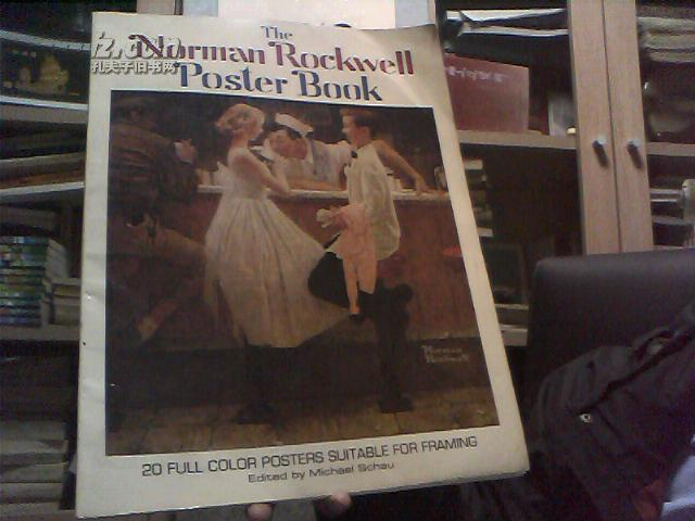 The Norman Rockwell Poster Book (海报)