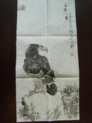陈伟(云中鹤):画:王者之尊/中国书画家协会理事/一级美术师/中国书画艺术家创作中心理事
