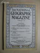 1923年2月美国国家地理杂志(The national geographic magazine):《中国长城》含图片23幅