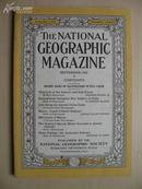 1932年9月美国国家地理杂志(The national geographic magazine):上海19图,中国中部14彩图 澳门13图+11彩图
