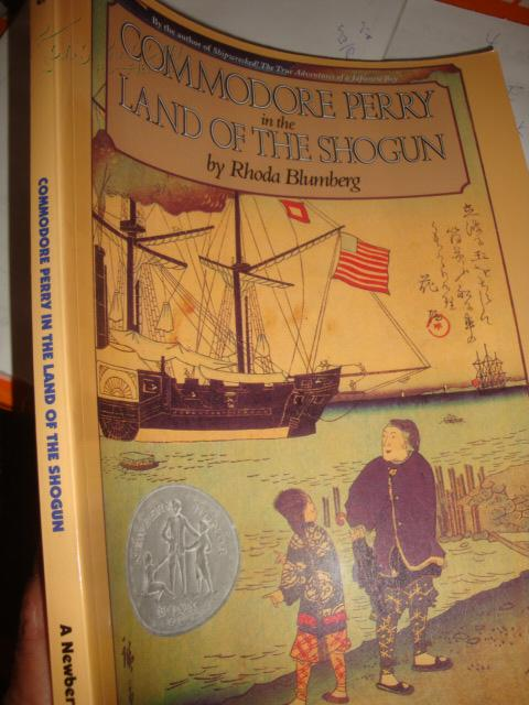 Commodore Perry in the Land of the Shogun (不详为本人看不懂共上传图片4张)