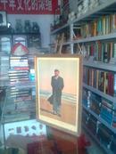 文革著名宣传画-----------特制铁皮像----------我们心中最红最红的红太阳毛主席万岁-------------虒人珍藏