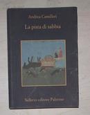意大利语原版 《 La pista di sabbia 》Andrea Camilleri 著