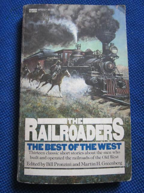 英文小说 the railroaders