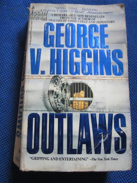 英文小说 Outlaws