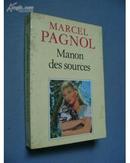 MARCEL PAGNOL MANON DES SOURCES (法文原版)