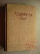 一九五八年全国寄生虫病学术会议资料选集 59年1版1印 精装 包邮挂