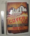 英文原版 Cover Up 【 Peter Lance 著】平装大年夜开本 品相好