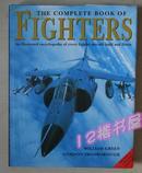 FIGHTERS (战机)全英文介绍战机的建造和飞行的图文百科全书 (缺第447-450两页、第559-560一页)
