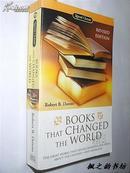 【英文原版】Books that Changed the World by Robert B.Downs