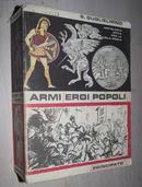 意大利语原版 Armi eroi popoli di Salvatore Guglielmino 著