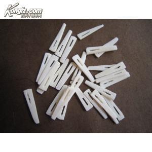 装裱材料—骨签牛骨骨别子普通款- 长3厘米