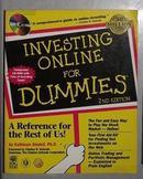 英文原版 Investing Online for Dummies by Kathleen Sindell 著