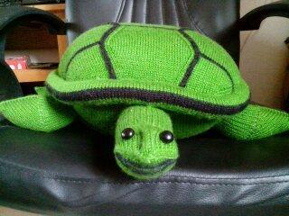 纯手工编制乌龟